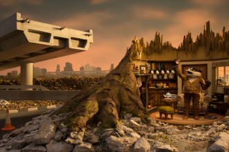 Wind in the willows screenshot Wilder Future campaign
