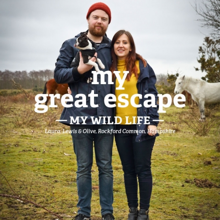 My Wild Life Laura and Lewis