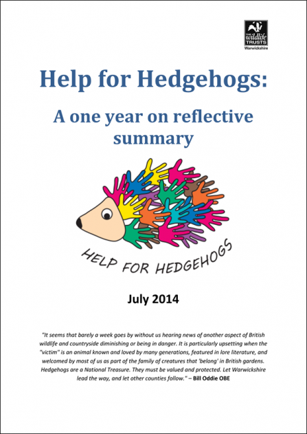 2014-Help-for-Hedgehogs-Campaign-Report-Thumbnail