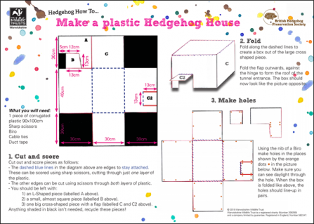 How-to-make-a-plastic-Hedgehog-House-Thumbnail
