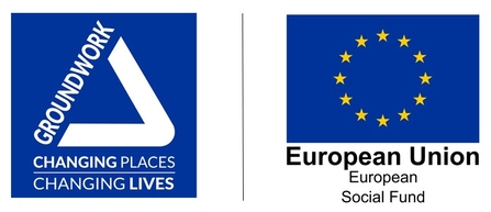 Groundwork and European Social Fund logo