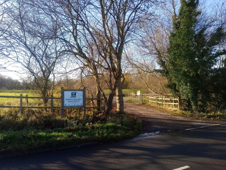 Whitacre Heath entrance Jo Hands