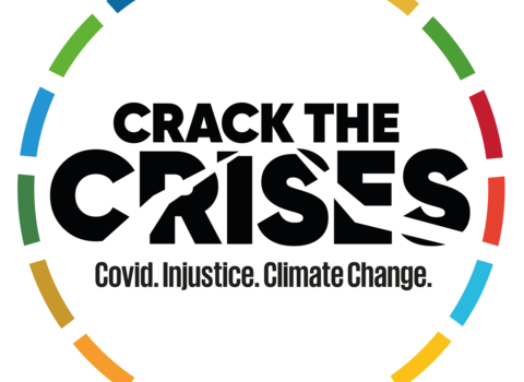 Crack the Crises Logo